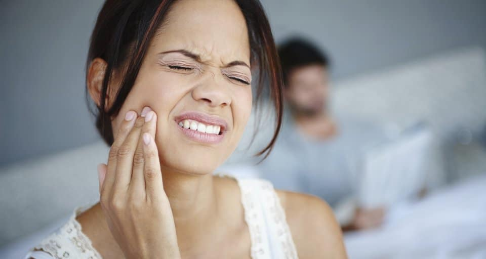 DIY toothache remedy